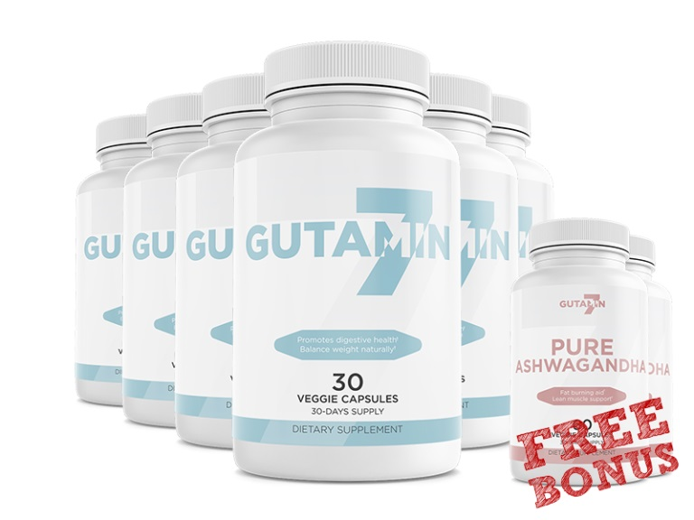 Gutamin 7 Supplement